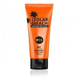 Solar Beach crema solare protezione 15