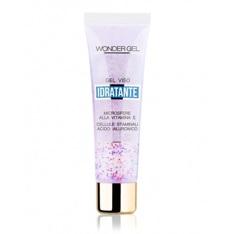 WONDER GEL face gel with Jojoba microspheres