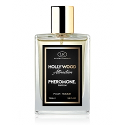Profumo ai feromoni Uomo HOLLYWOOD ATTRACTION HOMME - LR Wonder