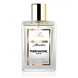 Profumo ai feromoni Donna HOLLYWOOD ATTRACTION FEMME - LR Wonder