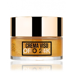 Crema viso all'oro 24 carati HOLLYWOOD GOLD - LR Wonder