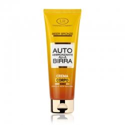 Crema autoabbronzante corpo alla Birra